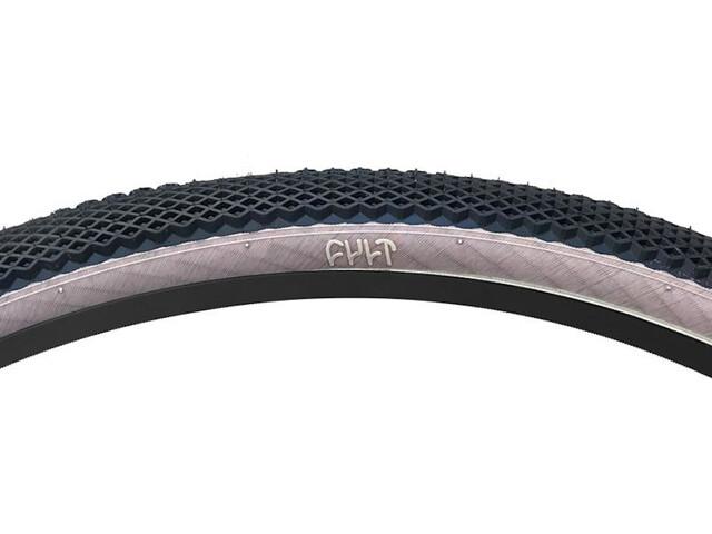 """CULT Vans Waffle BMX Tyre 29x2.10"""", black/tanwall"""